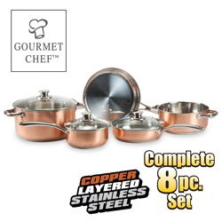 Copper!!  Already have a set but this is a great buy.