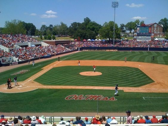 Ole Miss Baseball Is Awesome During The Spring Ole Miss Baseball Ole Miss Ole