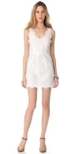 Joie Rori Lace Dress - cute! #topshoppromqueen #promqueen #prom