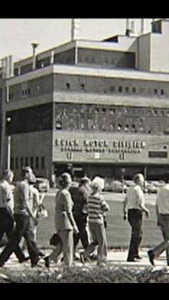 Buick Motor Division Flint Mi Hometown Memories