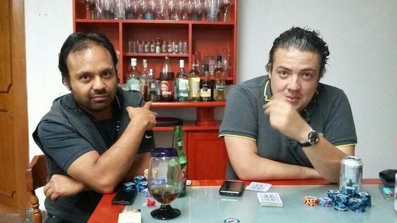 Negro y Herman