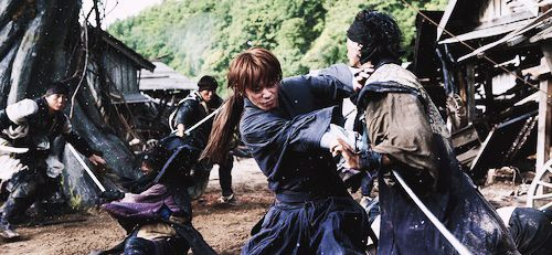 Rurouni Kenshin (live action movie 2):