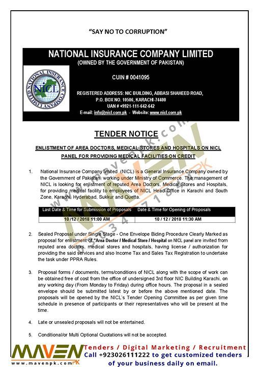 Untitled Government Of Pakistan Doctor Medical National Insurance