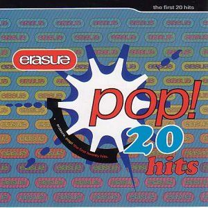 For Sale - Erasure Pop 20 Hits UK  CD album (CDLP) - See this and 250,000 other rare & vintage vinyl records, singles, LPs & CDs at http://eil.com