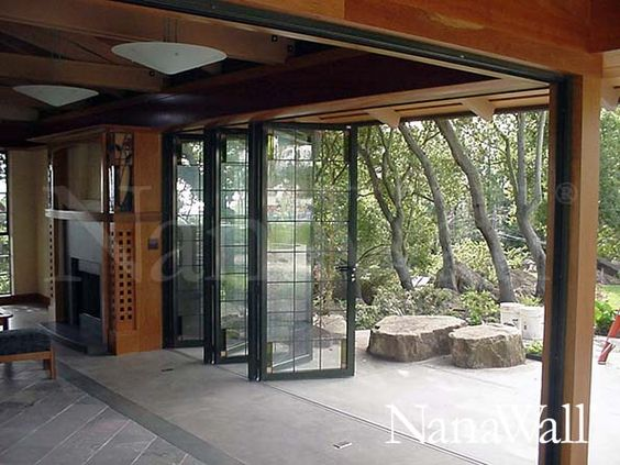 Inspiration Movable Walls Seen In Traditional Japanese Architecture Nanawall House Ideas