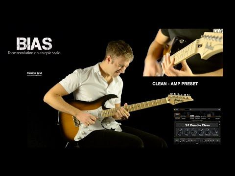 BIAS DESKTOP    All you need to know DEMO/TUTORIAL with Logic Pro X    - YouTube