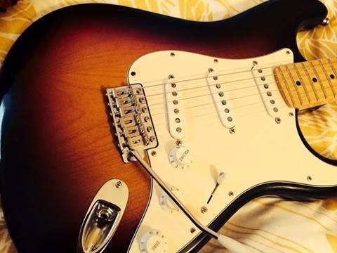 Fender Strat Sunburst