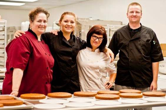 Our team at Frost Bake Shop #bakery #Memphis
