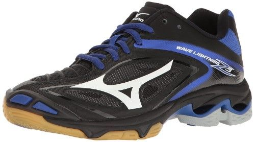 Mizuno Womens Volleyball Shoes Women S Wave Lightning Z3 430228 Size 10 1000 Black Royal 9052 Volleyball Shoes Women Shoes Lightning Shoes