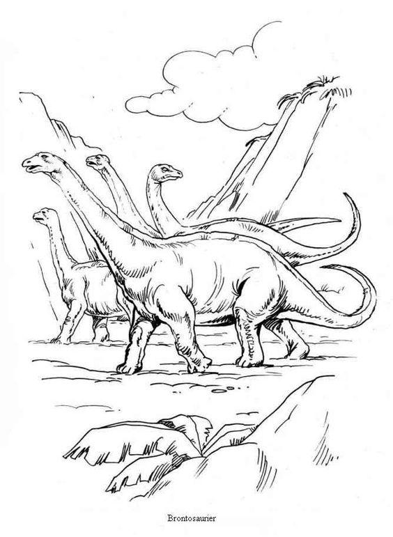Dinosaurier 38 Ausmalbilder