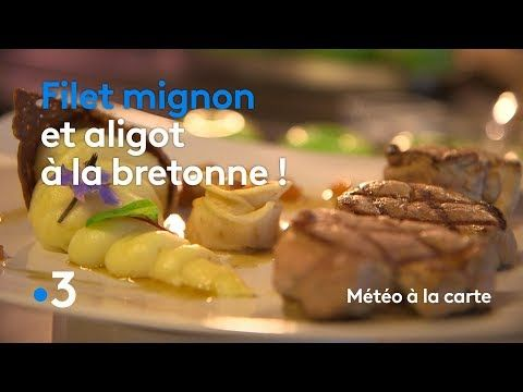 Recette Filet Mignon Et Aligot Meteo A La Carte Youtube