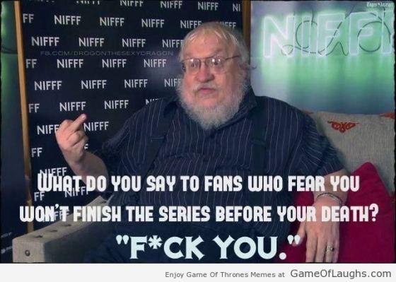 Fuck George 76