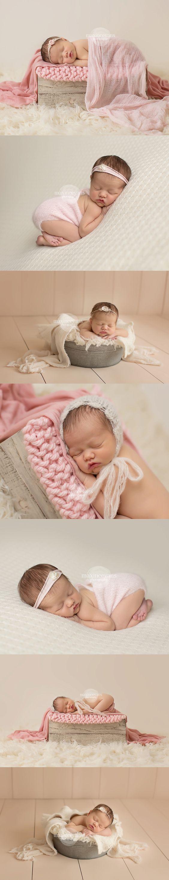 Gorgeous Newborn Baby Girl! Los Angeles Newborn Photographer