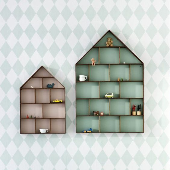 Scaffale vetrina The Little Dorm by Ferm Living