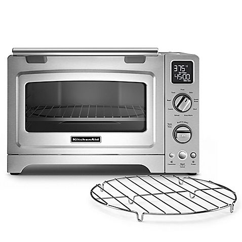 The Kitchenaid 12 Inch Convection Digital Countertop Oven Allows