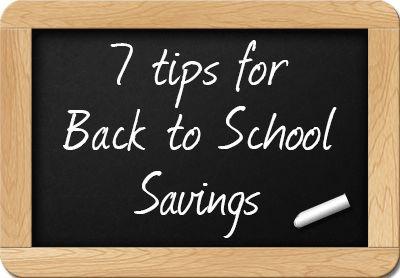 7 Tips for Back to School Savings | Save.com