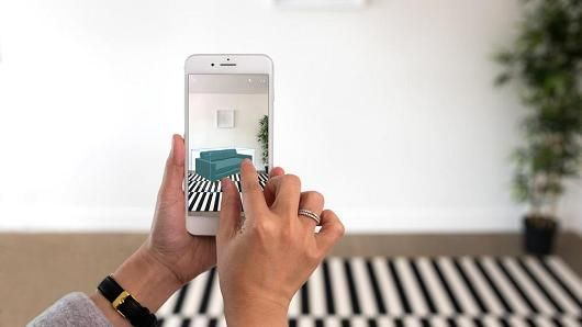 The Best Augmented Reality Apps To Design Your Home Applications IPad Furniture