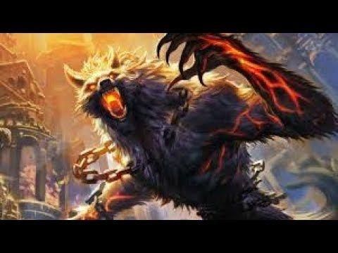 Amerikali Kurt Adam Pariste Mitolojik Yaratıklar