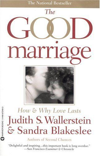 A book about what makes couples stay together and stay HAPPY for the long term.  Amazing.