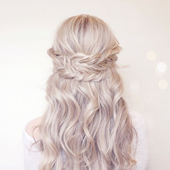 Summer Hair | Wrap Around Fishtail Braids lovecatherine.co.uk Instagram catherine.mw xo