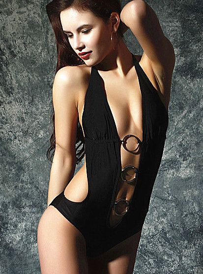 Find More One Pieces Information about New arrived Monokini Sexy Women Ladies 3 Rings PAD Bikini Swimwear Strappy Bandeau Teddies Suit Bathing  V07,High Quality suit women,China bath towel Suppliers, Cheap suit sleeve from Phikas Apparel Co., Ltd on Aliexpress.com