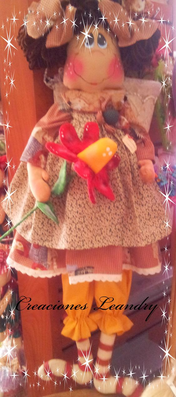 Country doll http://mimundocountry.blogspot.com