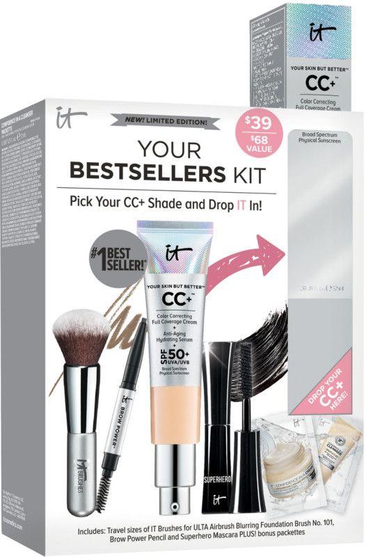 It Cosmetics x ULTA Love Beauty Fully All Over Powder Brush #211 by IT Cosmetics #17