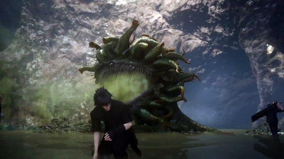 Malboro Returns For 'Final Fantasy XV' And Release Window Announced