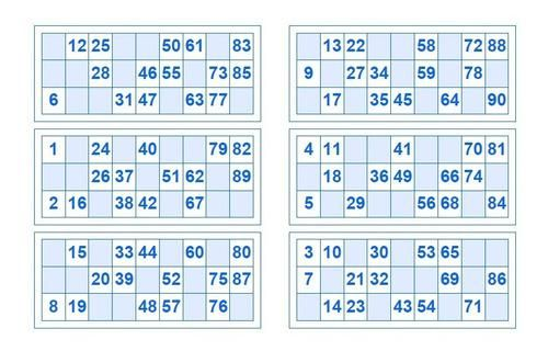 Cartones De Bingo 60 Unidades Para Imprimir En Pdf En Huancayo Ofertas Septiembre Clasf Juegos Cartones De Bingo Bingo Para Imprimir Bingo