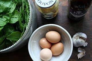 Spinach Salad with Bacon & Eggs | Recipe | Spinach Salads, Spinach and ...