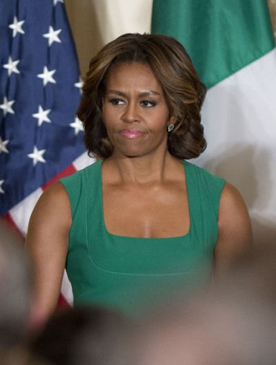 Michelle Obama has called the people of this country