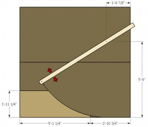 Build A Set Of Micro Sized Quarter Pipes For Your Garage Or Basement These 2 Foot High Quarters Are Perfect Size For Sha Skate Ramp Skateboard Ramps Mini Ramp