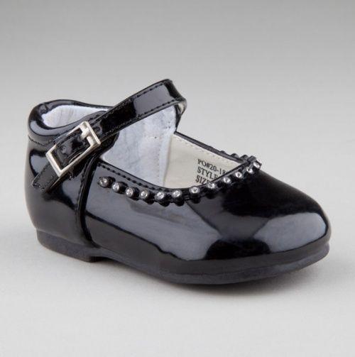 Girls Shoe with Rhinestone