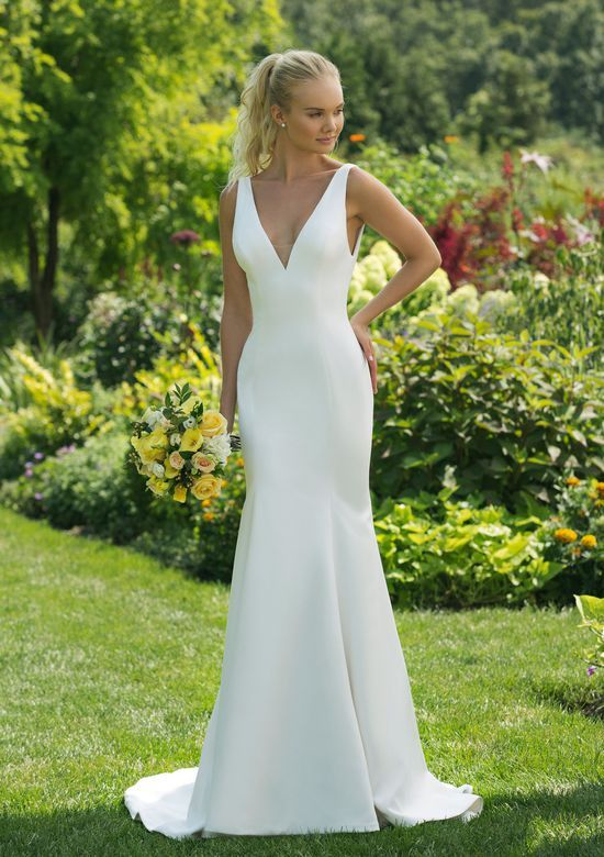Sweetheart 11018 Wedding Dresses Perth Fit Flare Wedding Dress