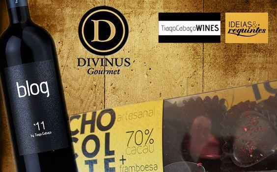 Quem disse que um Bom vinho tinto é só para acompanhar pratos de carne?  #tiagocabaçowines #divinusgourmet