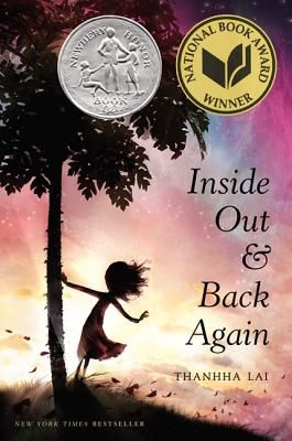 This is a beautiful book written entirely in poems about a family of refugees traveling from Vietnam to Alabama in the 60's. Inside Out and Back Again | IndieBound