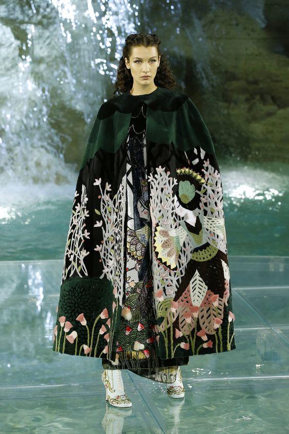 Défilé Fendi Haute Couture automne-hiver 2016-2017 COUTURE