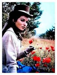 """Marie-France Pisier -  """"Les gens de Mogador"""" (TV 1972)"""