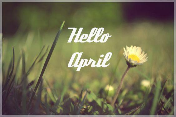 hello april