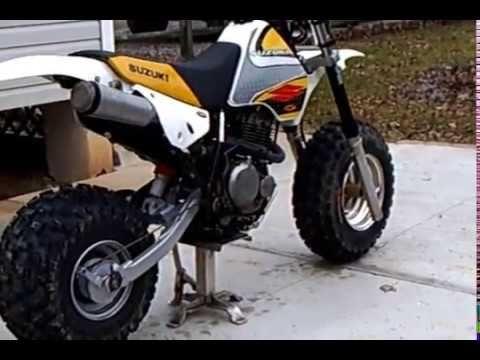 Suzuki Dr350 Yamaha Big Wheel 350 Atc 250r Missile Sold Big Wheel Pit Bike Moto Bike