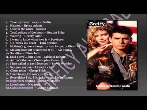 Baladas En Ingles Love Songs 1 Baladas Del Recuerdo