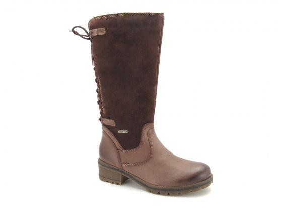 Acheter chaussures Tamaris 1-26534-23 marron mocca bottes fourrées : La Bonne Pointure, magasin de chaussure en ligne, vous propose cette paire de Botte Femme au meilleur rapport qualité / prix.