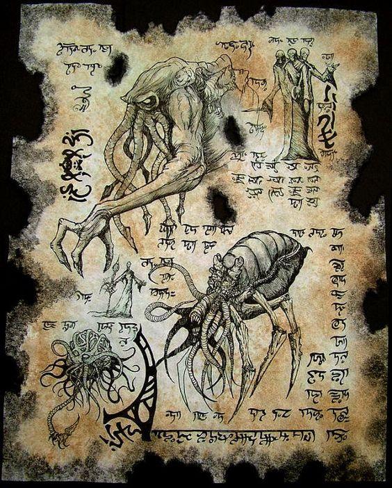 El Necronomicón,un libro salido de los infiernos C8c0c94493d6db9132ac9c797498fa0f