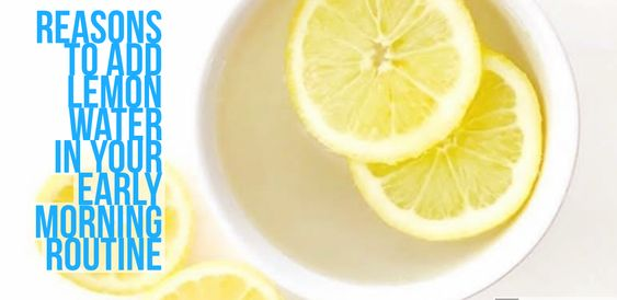 Lemon water benefits 17167