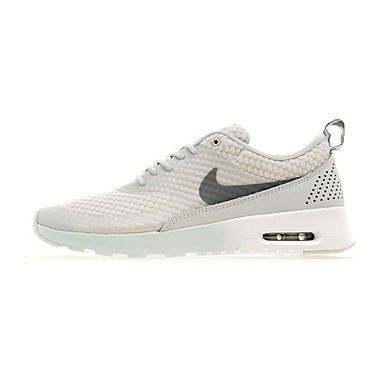nike grey air max thea trainers on biggest