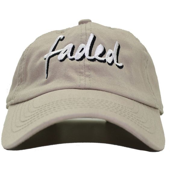 Faded Royalty FADED KHAKI DAD HAT (35 CAD) ❤ liked on Polyvore featuring men's fashion, men's accessories, men's hats and khaki