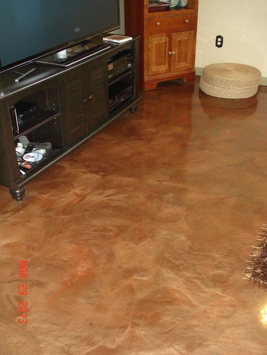 Metallic Epoxy Flooring Omaha Ne Nebraska Decorative