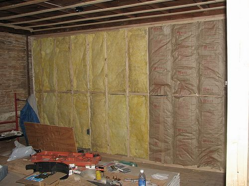 Soundproofing Insulation In Walls Sound Proofing Soundproofing