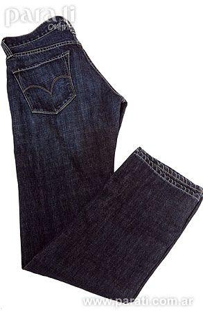 Levi's comienza a lanzar en el país una línea de jeans de denim orgánico.