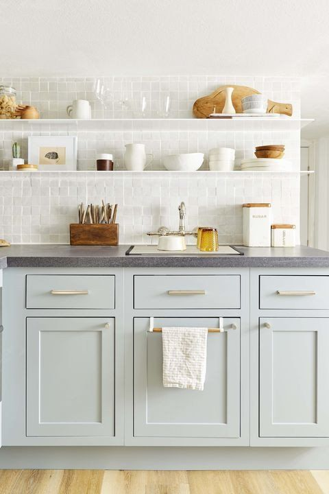 Best Paint Brand For Kitchen Wall Unique 18 Best Kitchen Paint And Wall Colors Ideas For Popular Popular Kitchen Colors Kitchen Trends Kitchen Cabinet Colors